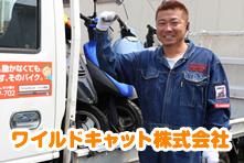 写真:ワイルドキャット浜松営業所サイトリニューアルしました!