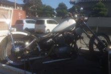 写真:浜松市東区常光町 バイク処分 ビラーゴ250
