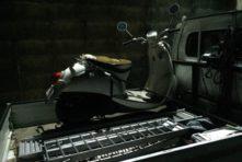 写真:浜松市中区鴨江 バイク処分 原付スクーピー