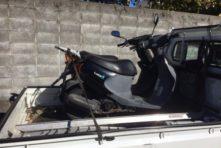 写真:浜松市西区西都台、南区西伝寺町 廃車 まとめて