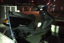 写真:バイク買取 スペイシー100