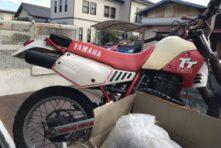写真:浜松市中区曳馬 バイク引き取り TT250 レーサー