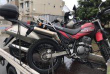 写真:浜松市西区舞阪 バイク買取 スーパーシェルバ250