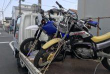 写真:磐田市国分台 オフ車 無料廃車処分