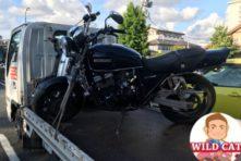 写真:湖西市新所 バイク買取 インパルス(五年以上放置プレイ)