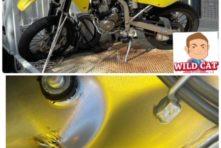 写真:浜松市中区萩丘 事故車 無料廃車 250SB レッカー
